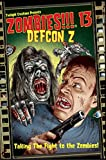 Zombies 13 Defcon Z Board Game
