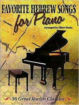??PORTABLE?? Favorite Hebrew Songs For Piano (Tara Books). acaess Smart Privacy hours share Company dende printing 613zTMYIzNL._SX258_BO1,204,203,200_