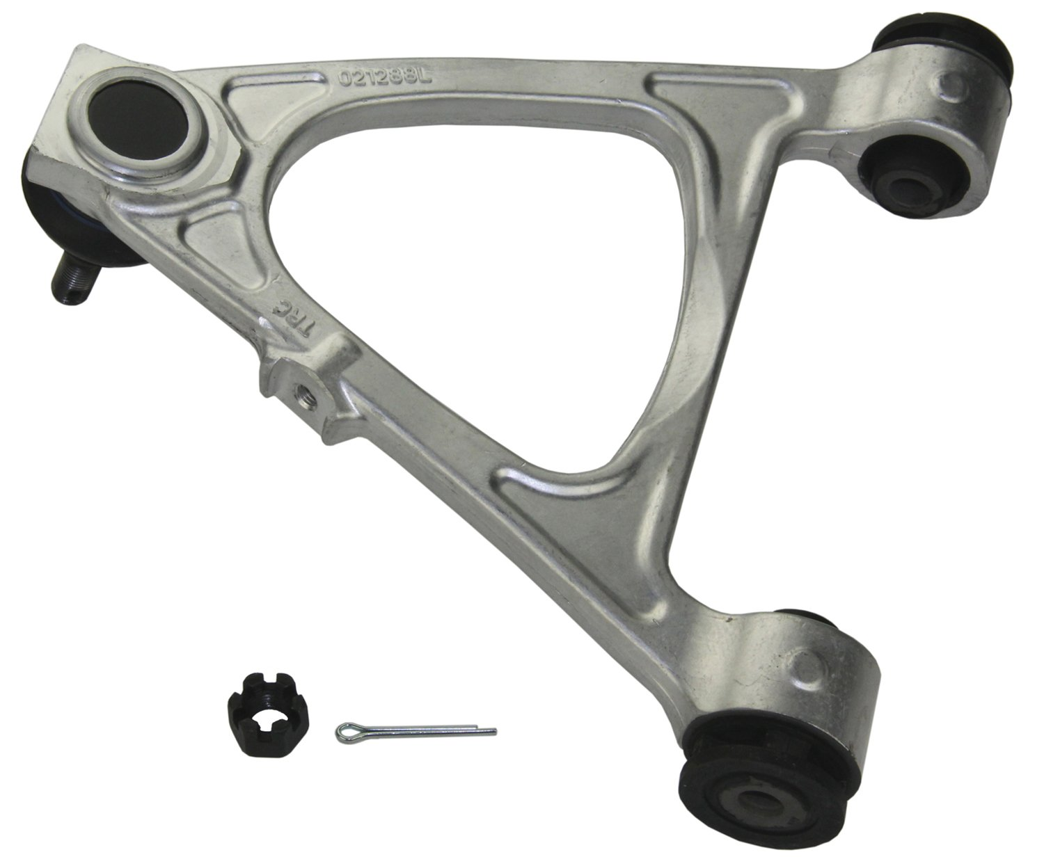 ACDelco 45D10392 Professional Front Upper Suspension Control Arm and Ball Joint Assembly