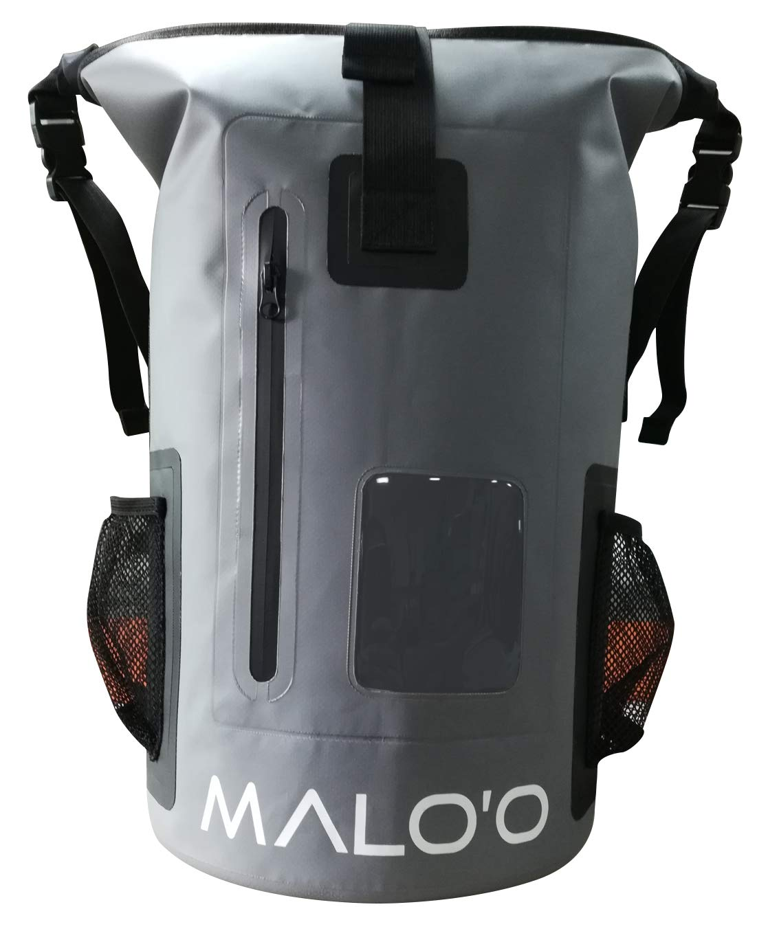 Malo'o DryPack Waterproof Backpack (Grey) by Malo'o