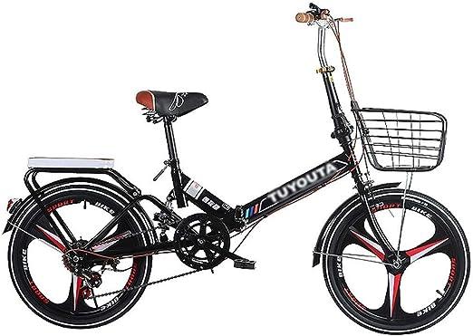 Paseo Los Hombres De Bicicletas Plegables Adolescente Estudiantes ...