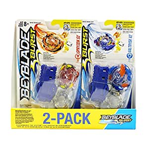 Beyblade Burst Value Starter 2-Pack Valtryek V2 and Spryzen S2