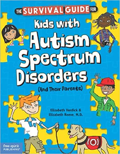 Survival Guide for Kids with Autism Spectrum Disorders - Popular Autism Related Book