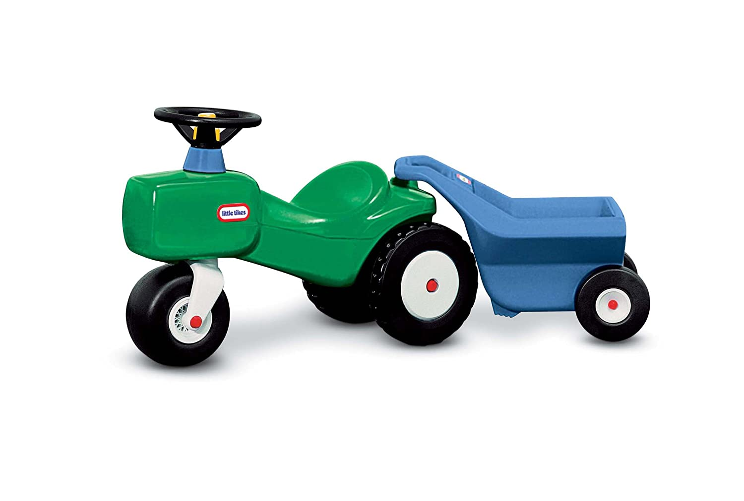 Little Tikes Ride On Toys : Amazon little tikes toddler tractor and cart toys games