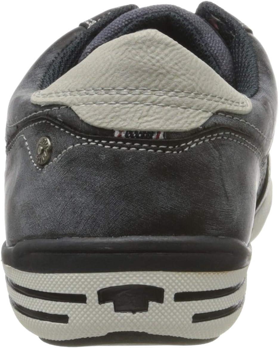 Tom Tailor 8082901, Basket Homme Bleu 00190