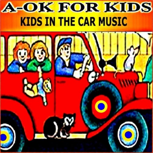 looking out of the car window song by aok for kids on