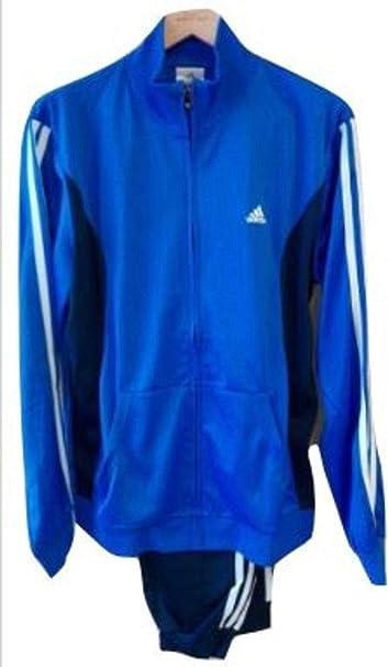 adidas - Chándal - para Hombre Azul Claro L-48: Amazon.es: Ropa ...