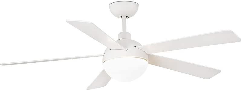 FARO BARCELONA 33514 - IZARO LED Ventilador de Techo Blanco con ...