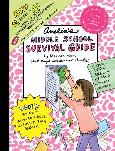amelia u0026 39 s notebooks book series