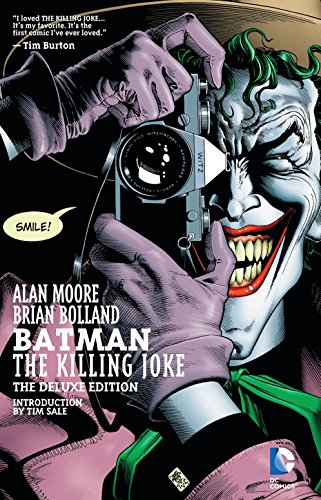 Batman: The Killing Joke, Deluxe Edition]()