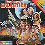 Battlestar Galactica LASERDISC (NOT A DVD!!!) (Full Screen Format)