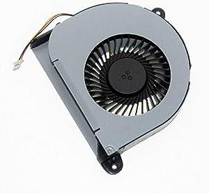 DREZUR CPU Cooling Fan Compatible for Dell Inspiron 17R 5720 7720 17R-5720 17R-7720 Series Laptop Cooler 0D0D6C
