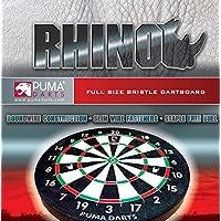 "Dartboard by Puma Darts - Full Size 18"" x 1 1/2 Rhino Dart Board"