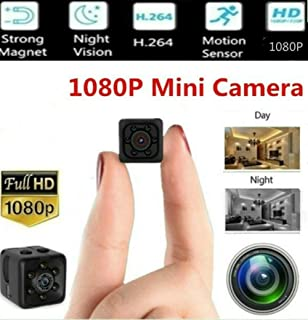 Portable Small HD Wireless Nanny Cam Detector Smart Video Camcorder with Night Vision Motion Detection Security Cameras Video Recorder Perfect for Indoor/&Outdoor LETBUYD-Tech LETB Mini Hidden Spy Camera 1080P