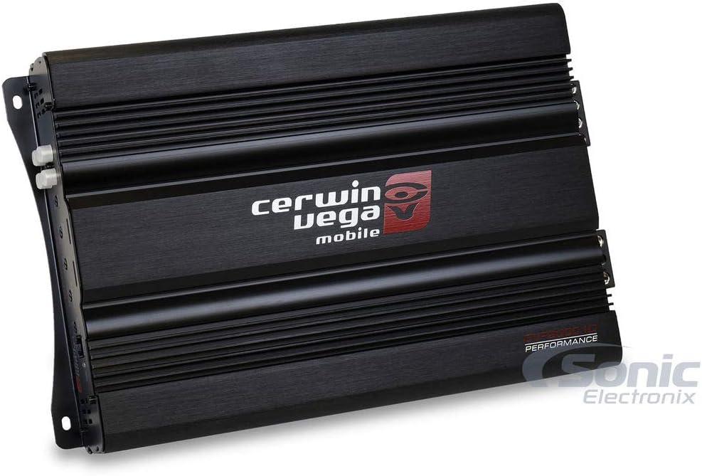 Free LAB Sticker 1000W RMS Cerwin Vega CVP2000.1D CVP Series Monoblock Class-D Amplifier