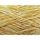 Stylecraft Batik Knitting Yarn DK 1902 Old Gold - per 50 gram ball