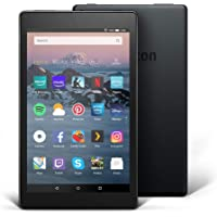 "Fire HD 8 Tablet | 8"" HD Display, 32 GB, Black (Previous Generation - 8th)"