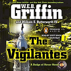 The Vigilantes Audiobook