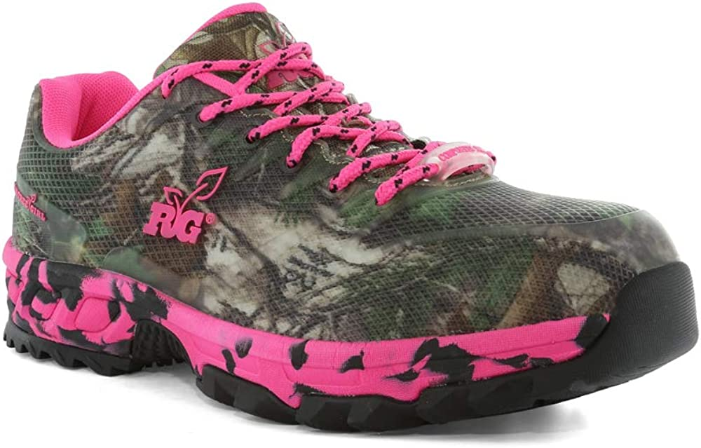 Realtree Girl Rattler Safety Toe