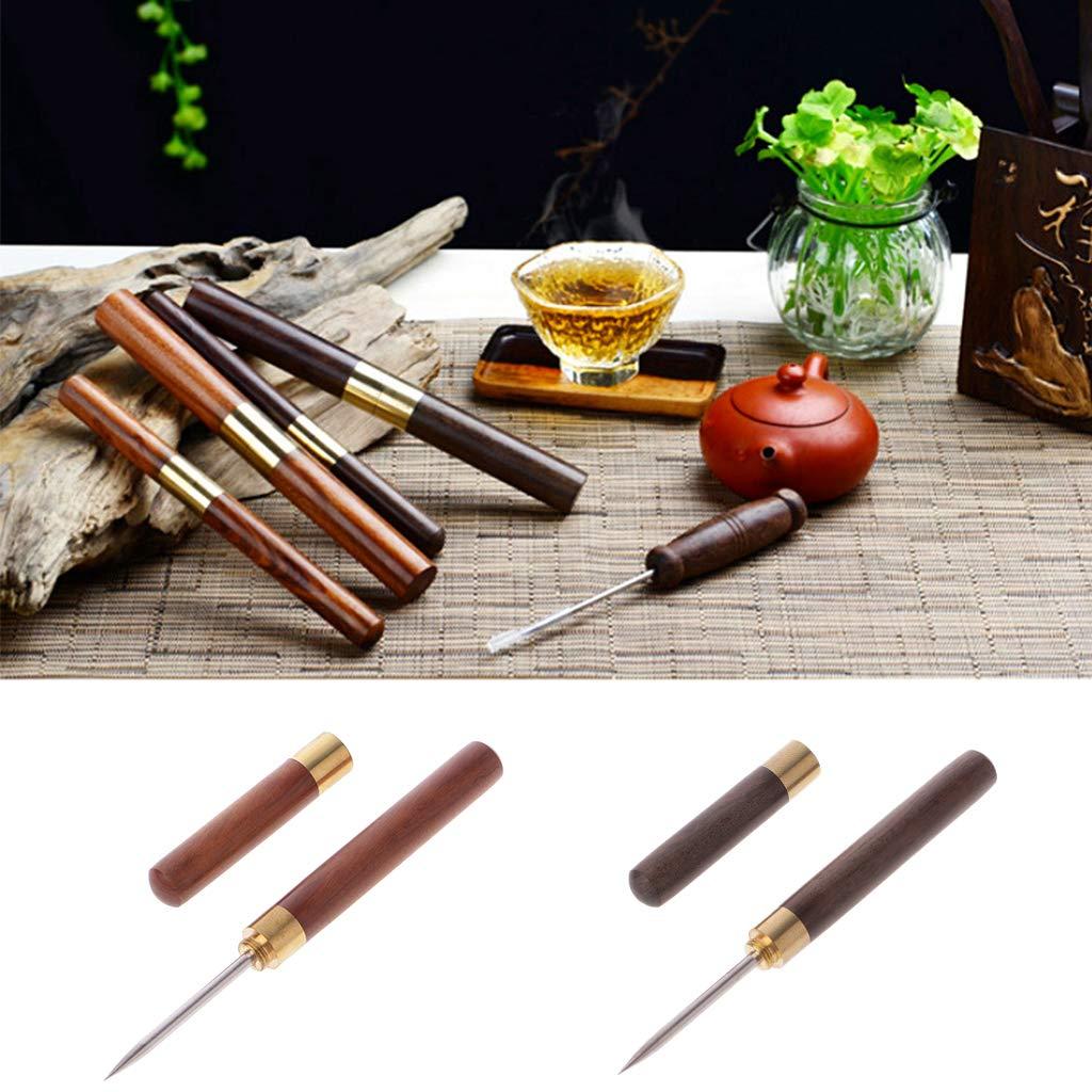 Puer Tools Tea Cone Needle Zum Brechen Von Neugierigen Tee Brick Professional Tool