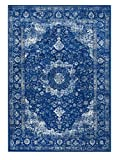 nuLOOM Accent Rugs, 5' X 7' 5'', Dark Blue