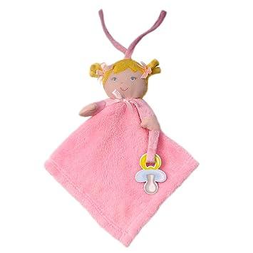 Amazon.com: Del bebé carriola para muñeca Nunu suave con ...