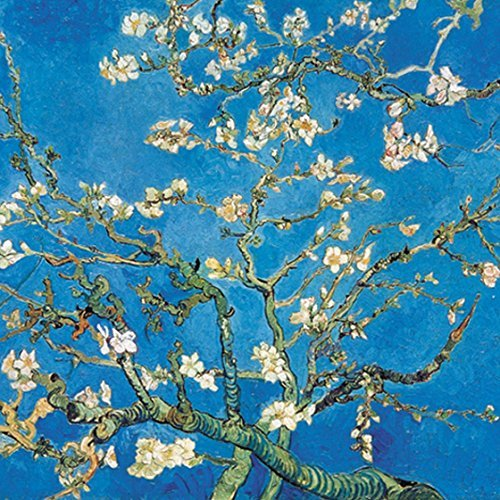 "Chamberart 500 piece Premium Jigsaw Puzzle ""Almond Tree"" A-5099 by Vincent Van Gogh"