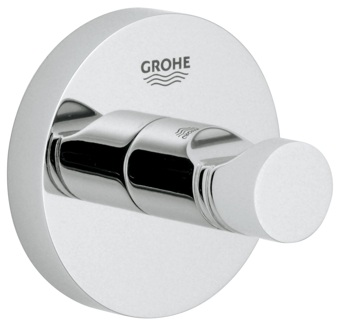 Grohe 40364000 Essentials Robe Hook by GROHE