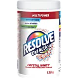 Resolve, Multi Power, Oxi-Action, Amazing Stain Remover, In-Wash Powder, Whites, 1.35kg
