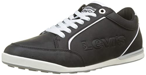 Levis Hesperia L, Zapatillas para Hombre, Negro (Noir Regular Black 59),