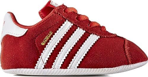 adidas gazelle couleur rouge