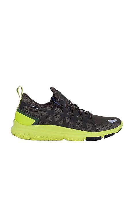 Polo Ralph Lauren 809710299002 Zapatillas Hombre: Amazon.es: Zapatos y complementos