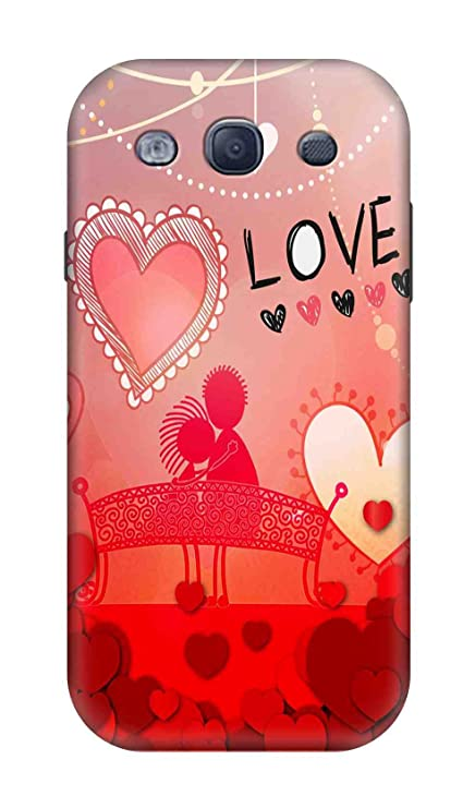 sports shoes bb10c c855d Kanam 3D Mobile Back Cover for Samsung Galaxy S3 Neo: Amazon.in ...