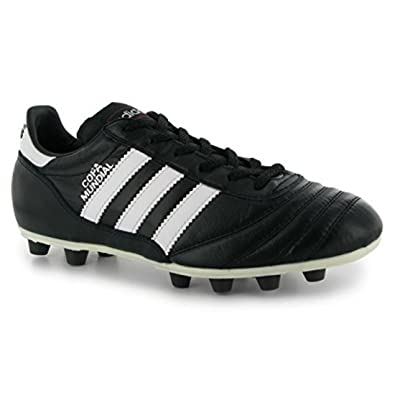 cce7d78b2797 adidas Kids Copa Mundial Junior Football Boots Boys Lace Up Sport Shoes   Amazon.co.uk  Shoes   Bags