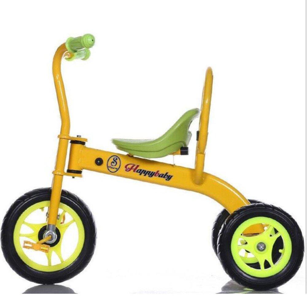 HUALQ Bicicleta, Triciclo, Bicicleta, bebé, Cochecito de bebé, 2-6 Años, Bicicleta