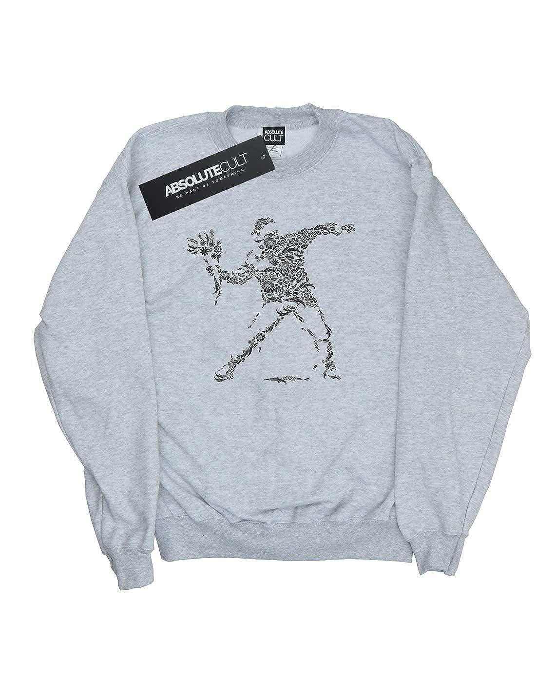 Absolute Cult Drewbacca Girls Flourish Vandalism Sweatshirt