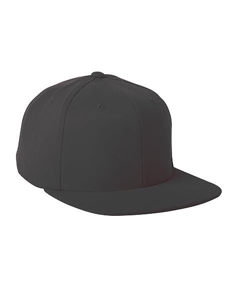 cfa4e6411df Flexfit 110F One Ten Snapback Hat Black at Amazon Men s Clothing ...