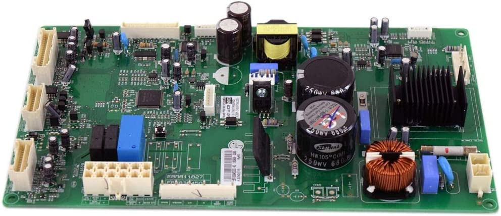LG EBR83845003 Refrigerator Electronic Control Board Genuine Original Equipment Manufacturer (OEM) Part