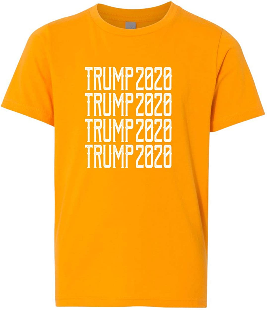 Custom Apparel R Us Trump 2020 Trump 2020 Boys Girls Graphic Tees Short Sleeve