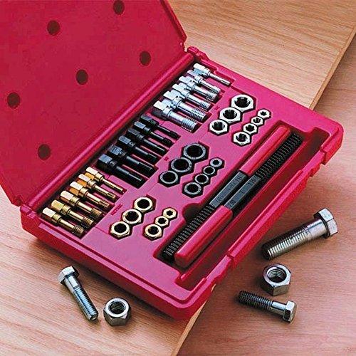 Craftsman 40 Piece Master Thread Restorer Kit (52105) by Craftsman