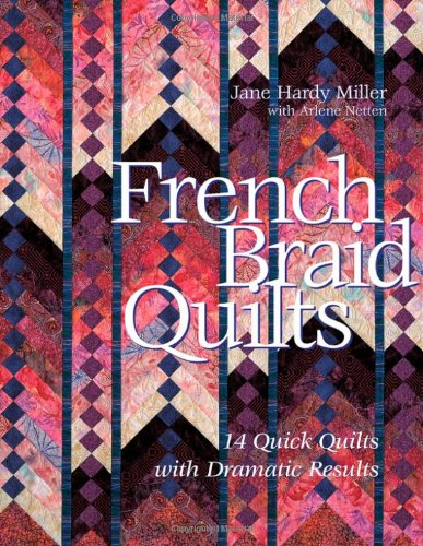 French Braid Quilts: 14 Quick Quilts with Dramatic Results (Braid Quilt compare prices)