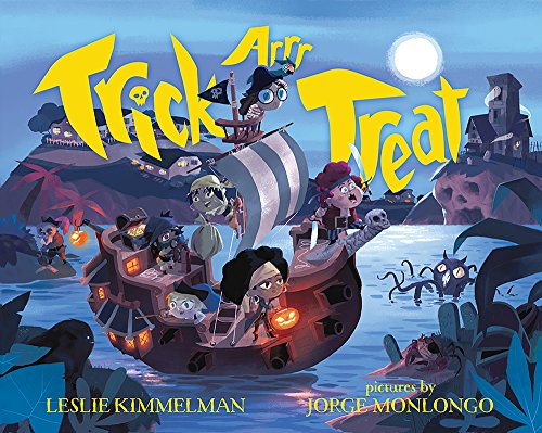 Trick ARRR Treat: A Pirate Halloween -