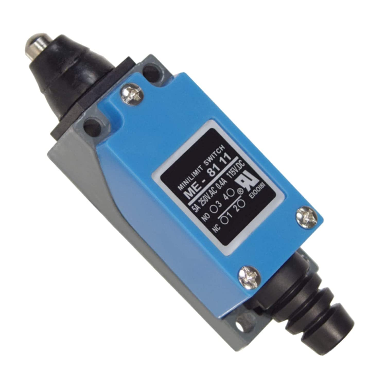 2 Endschalter ME-8111 Rollenschalter Limit-Switch Grenztaster Positionsschalter