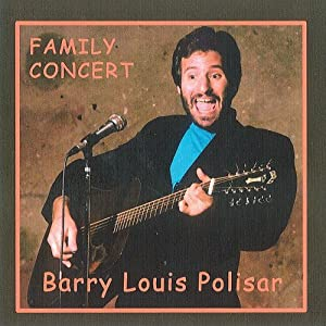 Family Concert Barry Louis Polisar and Ray Tilkens