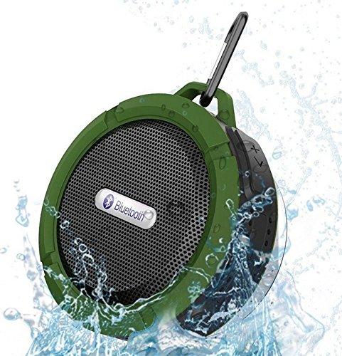 Review Portable Bluetooth Wireless Speaker