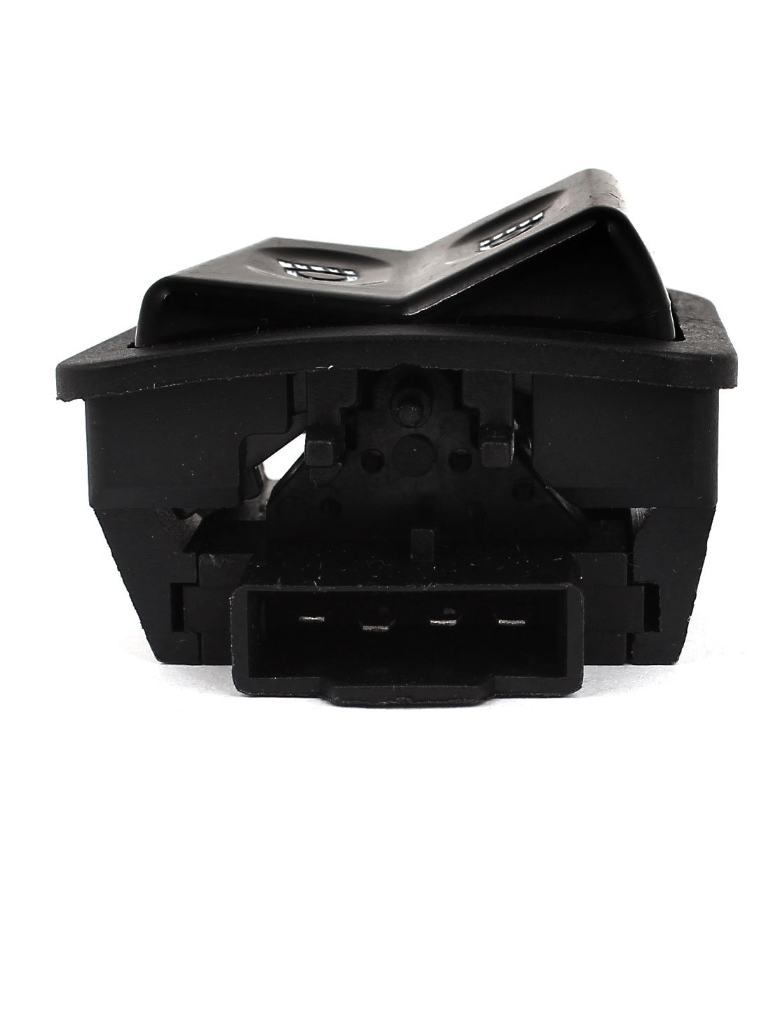 sourcingmap/® Moto scooter 2 posizione luci abbaglianti spingere la parte inferiore dellinterruttore per lEroica