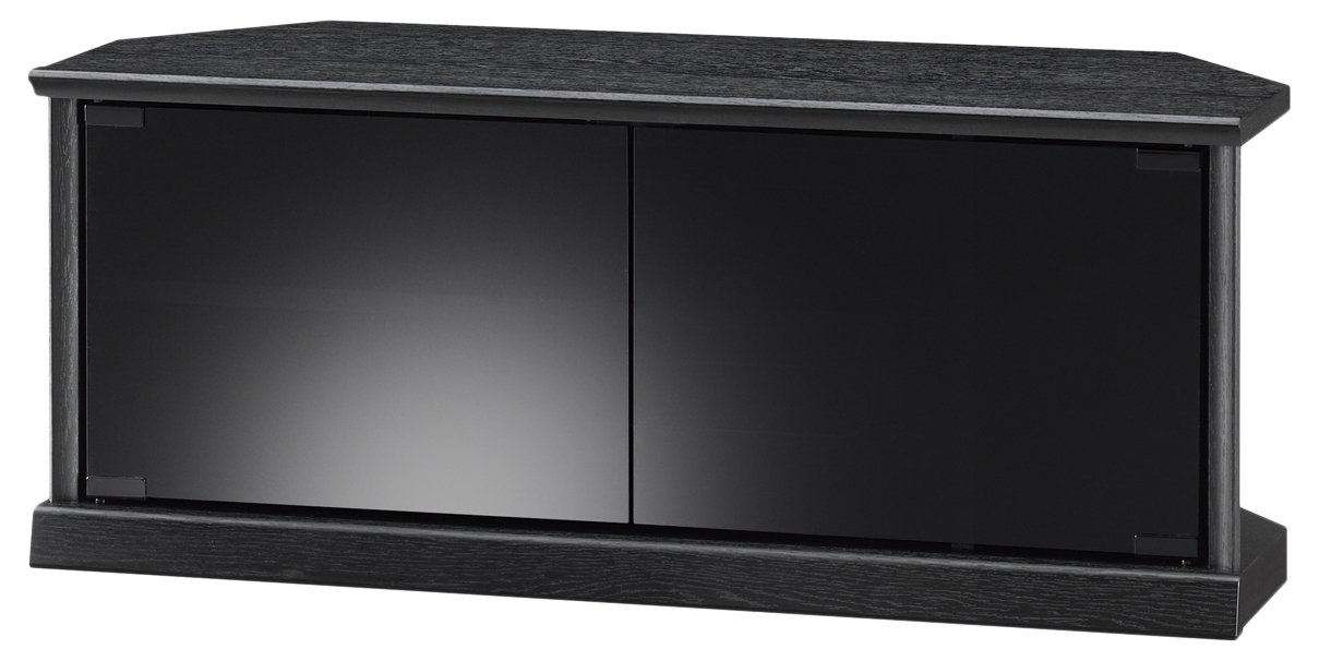 エスパス テレビ台 幅80cm ブラック EPA-800AV-BK B074N3C99J  幅80cm