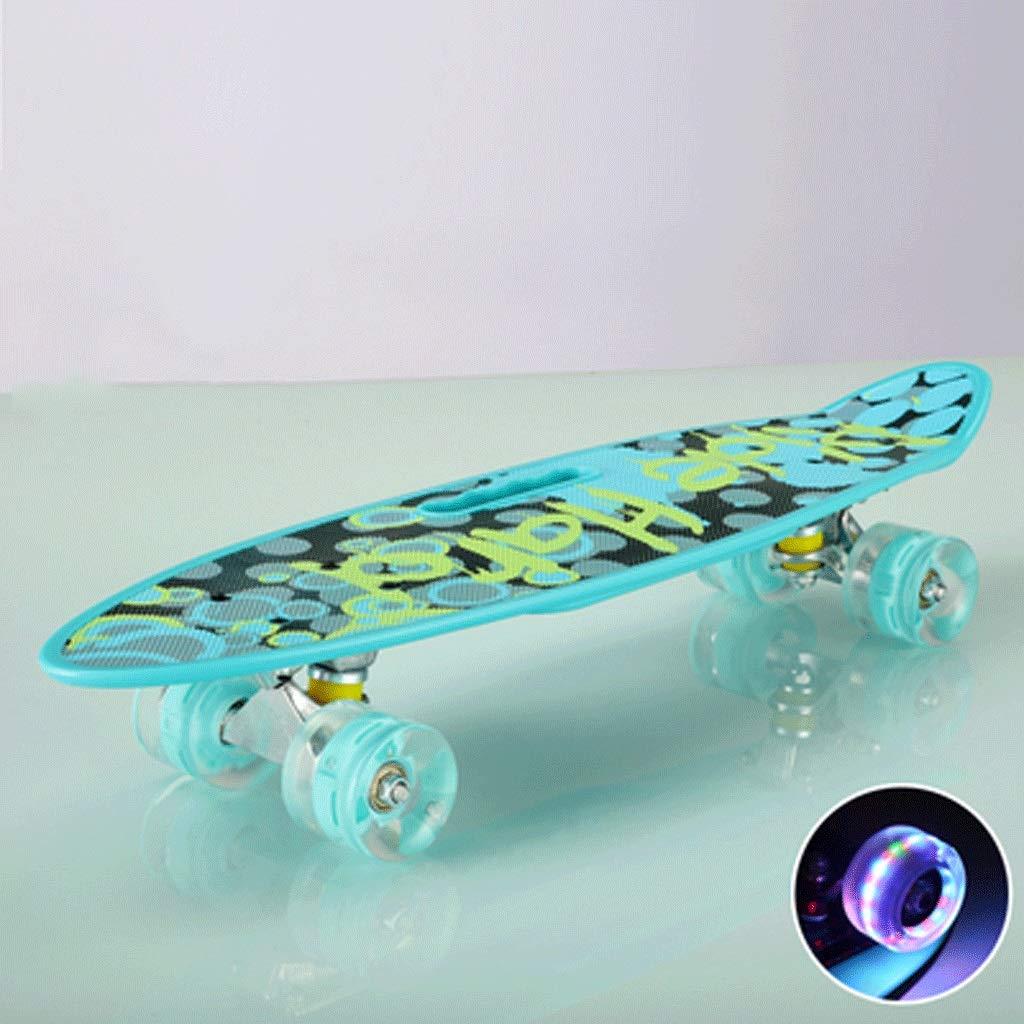 特価ブランド ショートボード小型魚ボード4ラウンド初心者スケートボード大人の子供のユーススケートボード (色 B07KWWSFNH : mobility Purple portable) B07KWWSFNH Increase the mobility Increase Increase the mobility, 文具のトスク:7b9b59db --- a0267596.xsph.ru