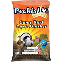 Peckish Game Bird Layer/Finisher, 18kg
