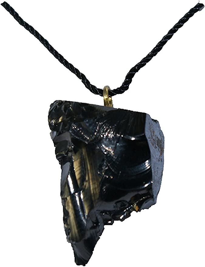 Shungite Elite EMFHealth 5G Protection Seed Of Life Pendant Hand Filled  In A Antique Brass Case Comes On A Fully Adjustable Strong Cord